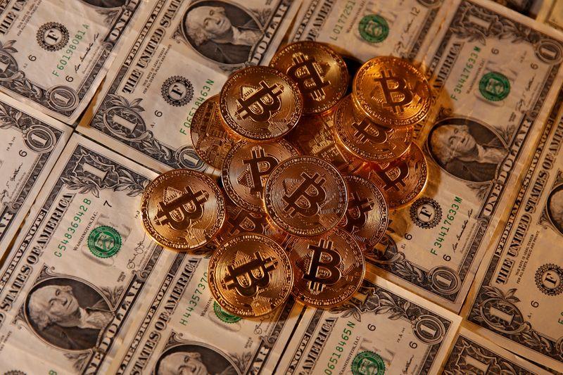Bitcoin hit $60000