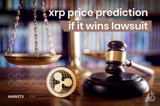 XRP Price Prediction if It Wins Lawsuit