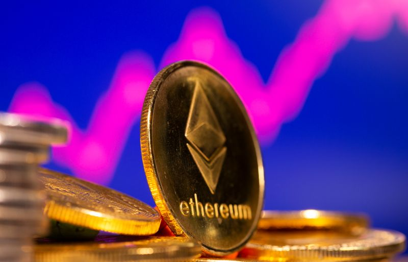 Ethereum breaks past $3,000