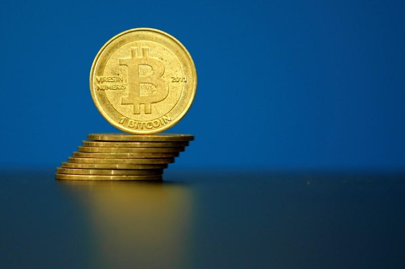 Bitcoin price steady around $40,000
