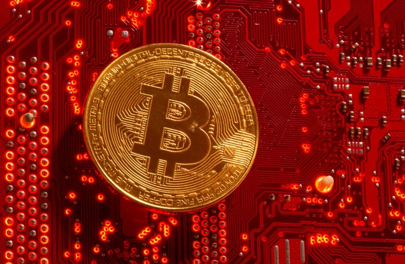 Bitcoin leaps 12% to test recent peaks,